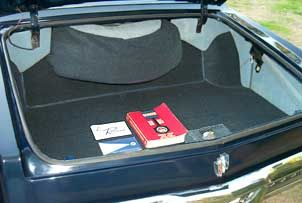 Riviera Trunk Custom Carpeted 1965 Buick Riviera Custom Carpet Buick Riviera