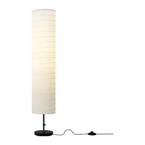 Ikea 301.841.73X2 Holmo Floor Lamp, 46 Inch, Set of 2 IKEA