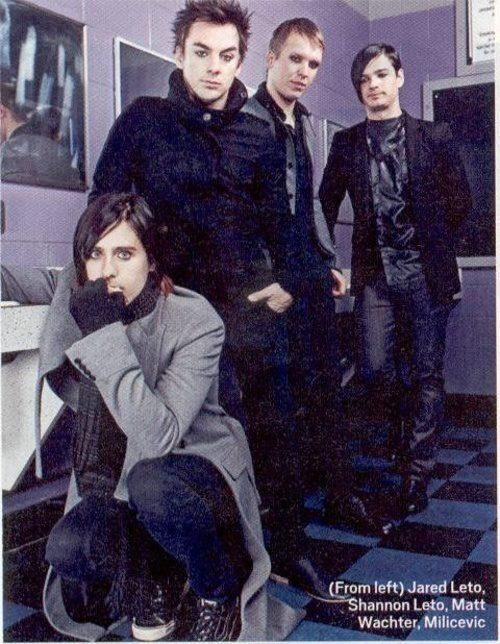 Mars Old School 30 Seconds To Mars Jared Leto Jared Leto Young