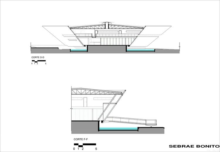 Sebrae Bonito / Gil Carlos de Camilo   Plataforma Arquitectura