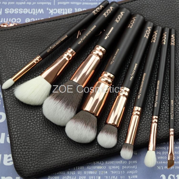 reviewsNew Arrival Zoeva 8pcs Makeup Brushes Professional