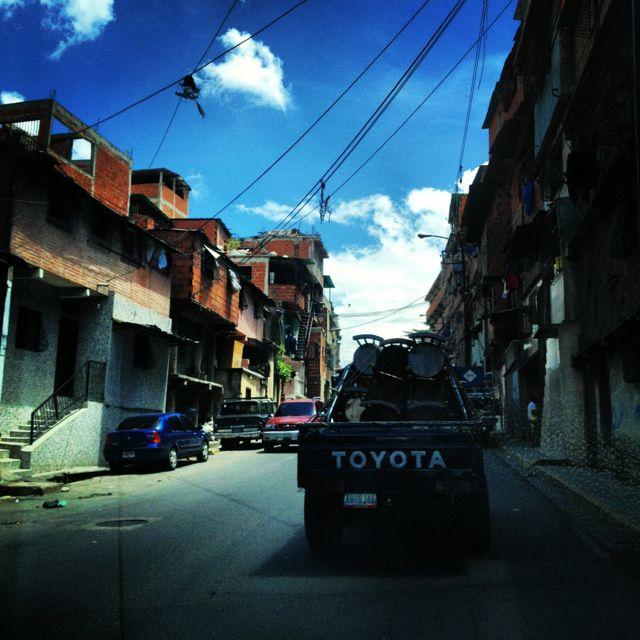 Caracas de cumpleaños