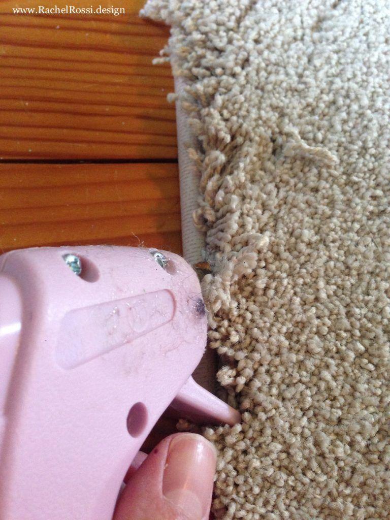 The Best Alternative To Expensive Carpets Binding A Carpet Area Rugs Diy Diy Carpet Rug Binding