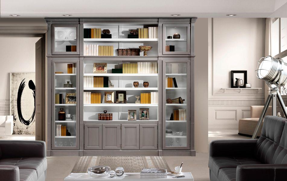 Bienvenid a formas mobles vells muebles auxiliares for Muebles bibliotecas para living