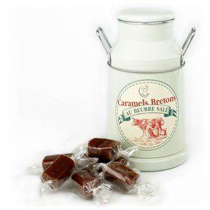 La Maison d'Armorine - Caramels au beurre salé - laitière #french #stuff