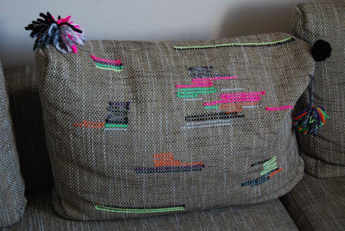 DIY Sofa Verschönern