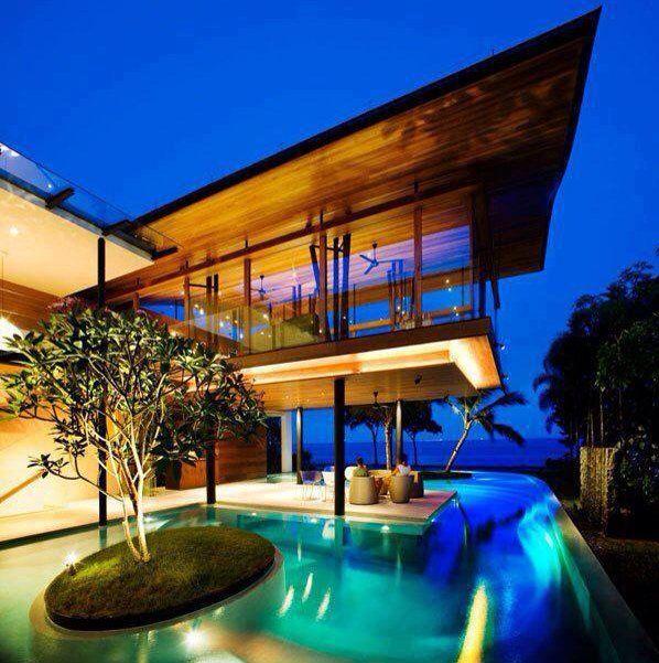 Great House Design, Thailand