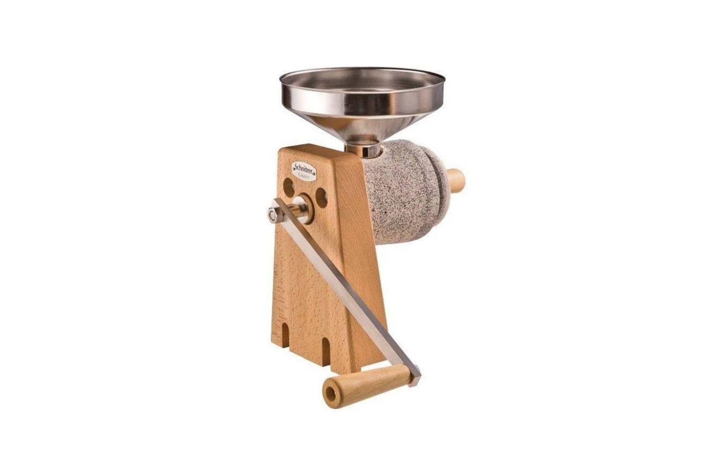kitchenaid grain mill flour