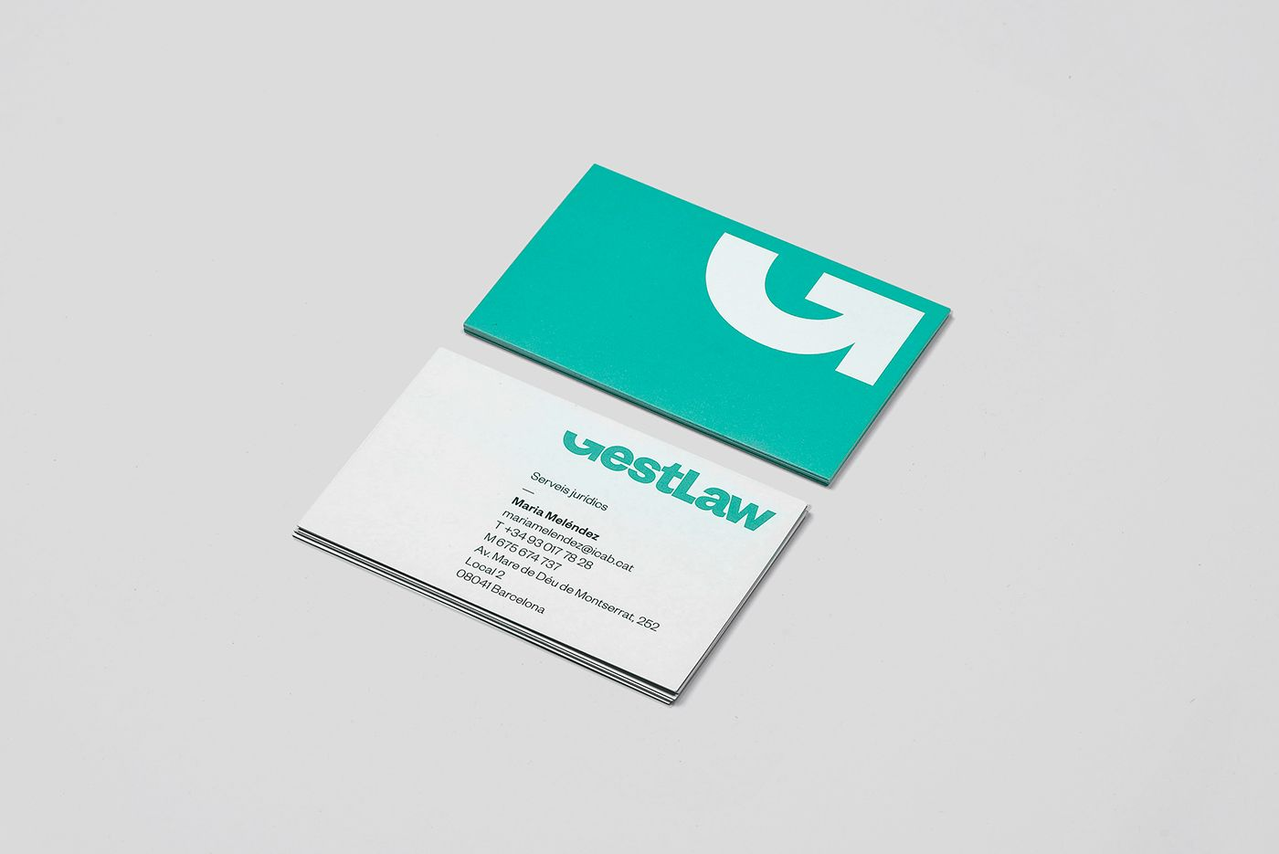 Gestlaw On Behance Tot Projects Stationery