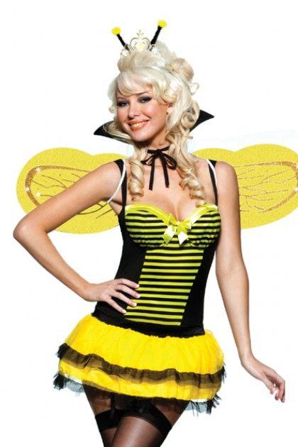 queen bee halloween costume images