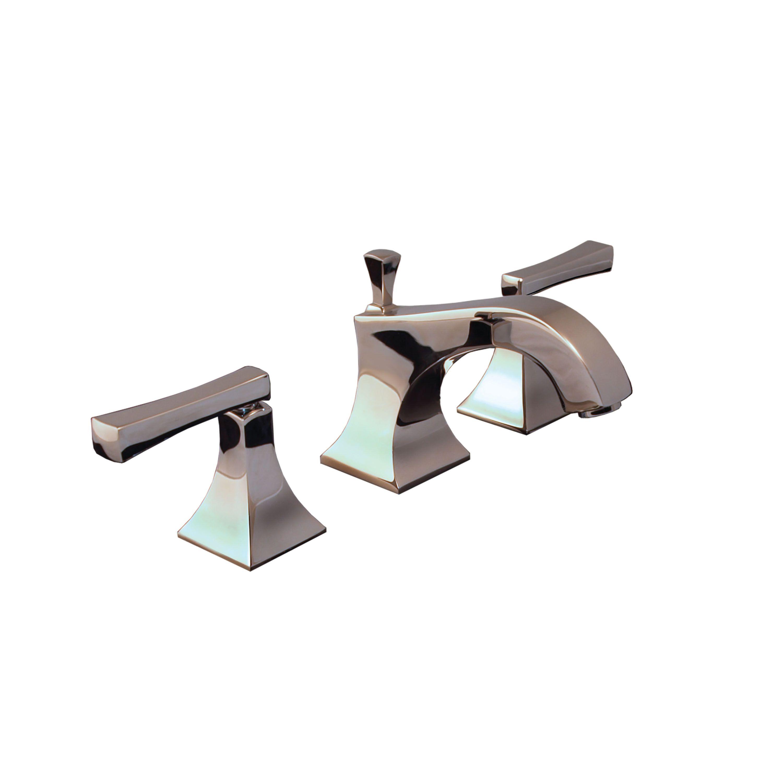 Widespread Lavatory Set | Santec | Gerwe-Johnson Guest Bath ...