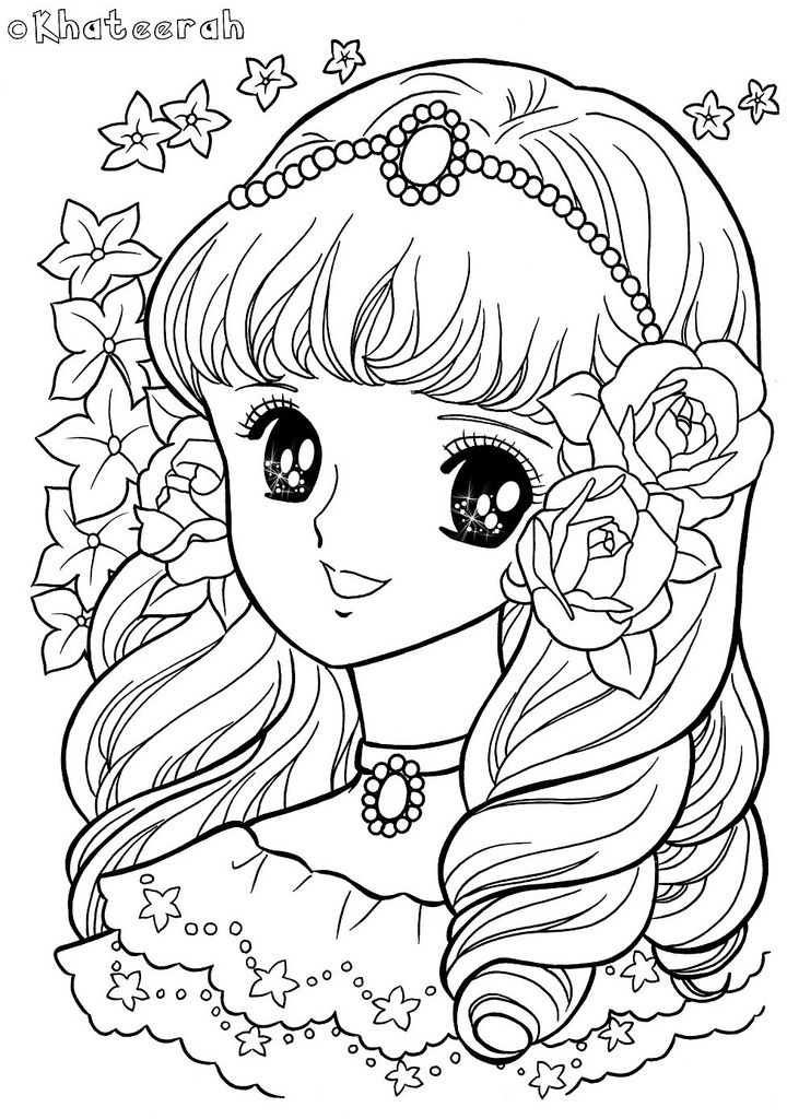 Colouring Page64 Cute Coloring Pages Chibi Coloring Pages Coloring Pages