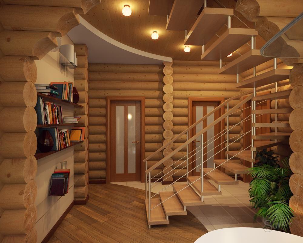 Как сделать деревянную стену в комнате