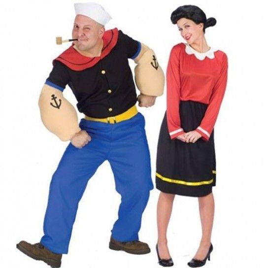 Disfraces para ir en pareja disfraz de olivia y popeye disfraces para ir en pareja disfraz de olivia y popeye thecheapjerseys Gallery