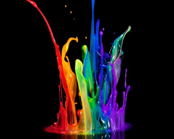 Pin By Laryn Aymond On Wallpapers Paint Splash Cool Wallpaper Colorful Wallpaper