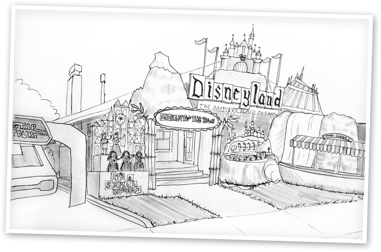 http://colorings.co/disneyland-coloring-pages/ #Coloring ...