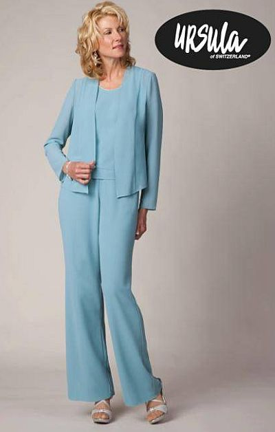 1a8dca82b3fe Plus Size Womens Clothing Discount Product. Ursula Dressy Pant Set 11220 at  frenchnovelty.com