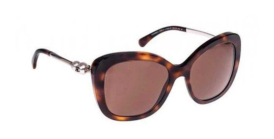 92a43351c7b Chanel 5339 H 1425S7 Havana Size 55 Pearl Collection  apparel  eyewear   chanel  sunglasses  shops  women  departments  men