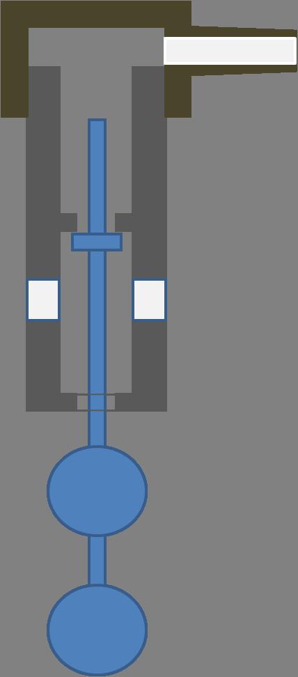 Working Ballcock Valve Vertical Float Valve Float Valve Pinterest
