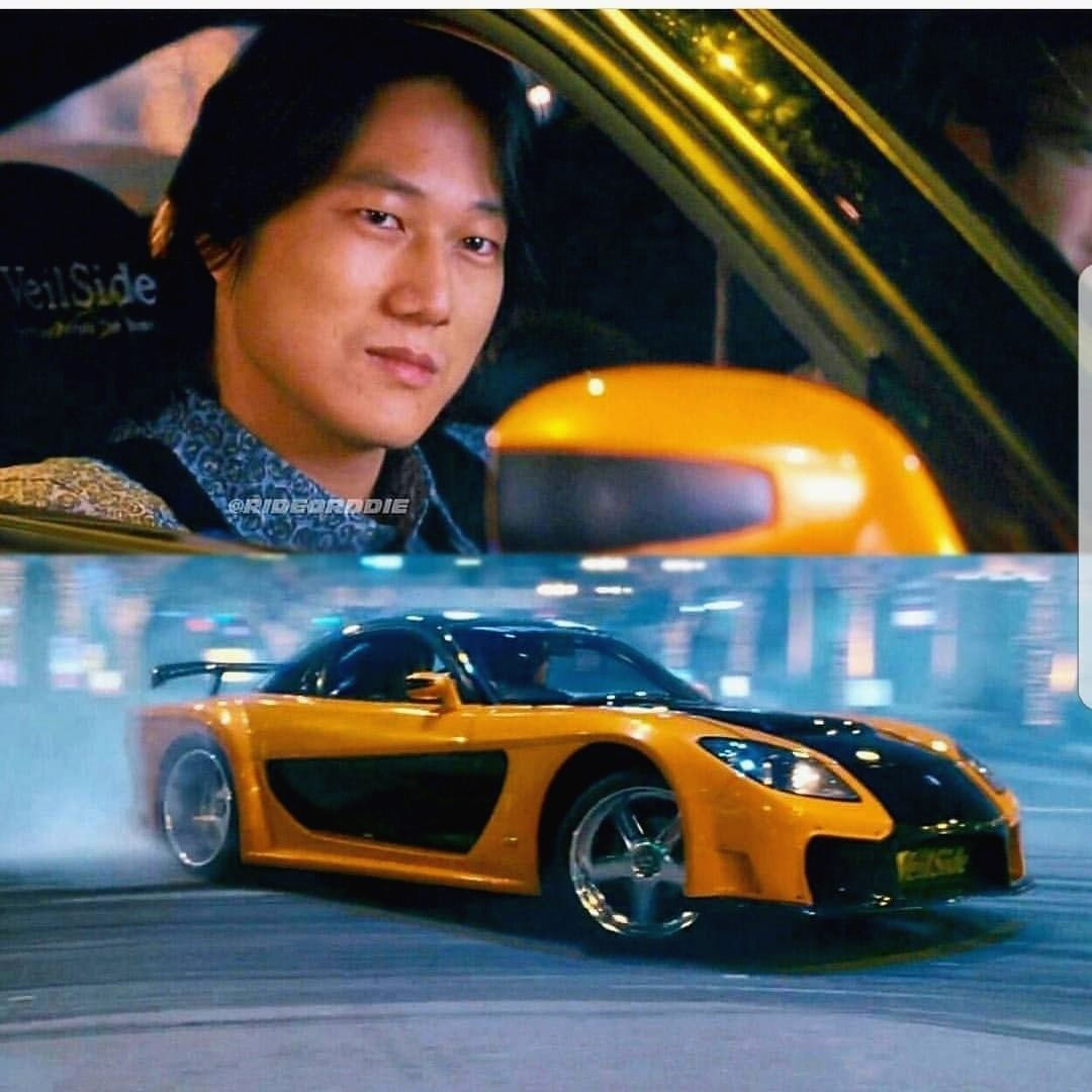 Fast And Furious Han Cars Fast And Furious Cars Movie Super Cars