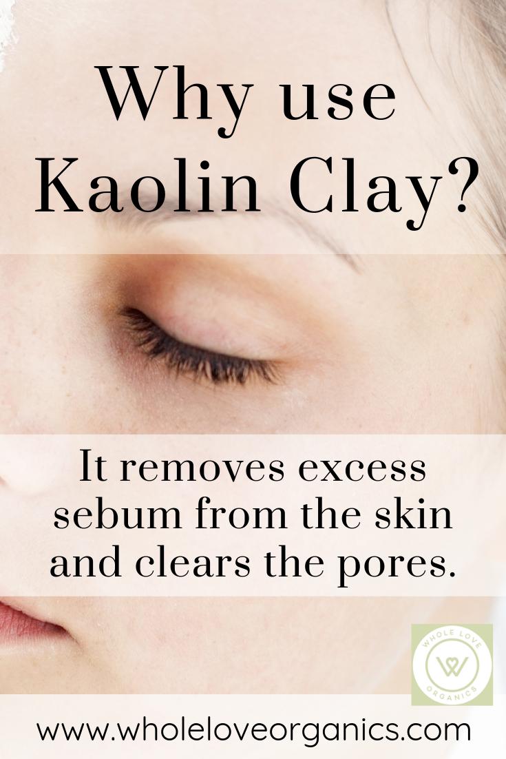 Kaolin Clay Benefits Organic Beauty Kaolin Clay Benefits Kaolin Clay