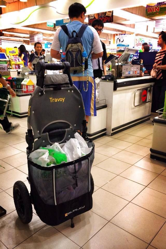 This Is How We Shop For Groceries At The Supermarket With Our