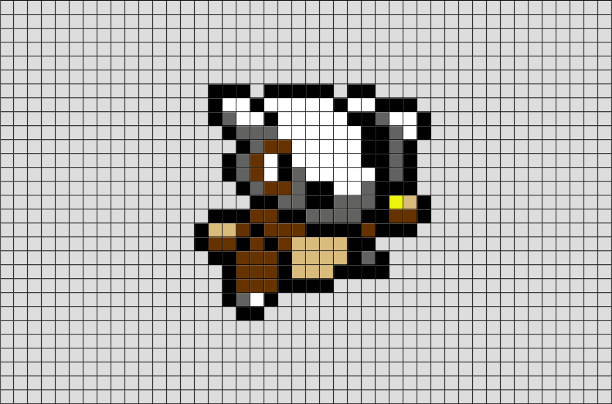 Pixel Art Pokemon Facil