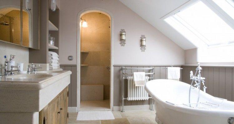 Badkamer landelijk landelijke badkamers badkamer courant