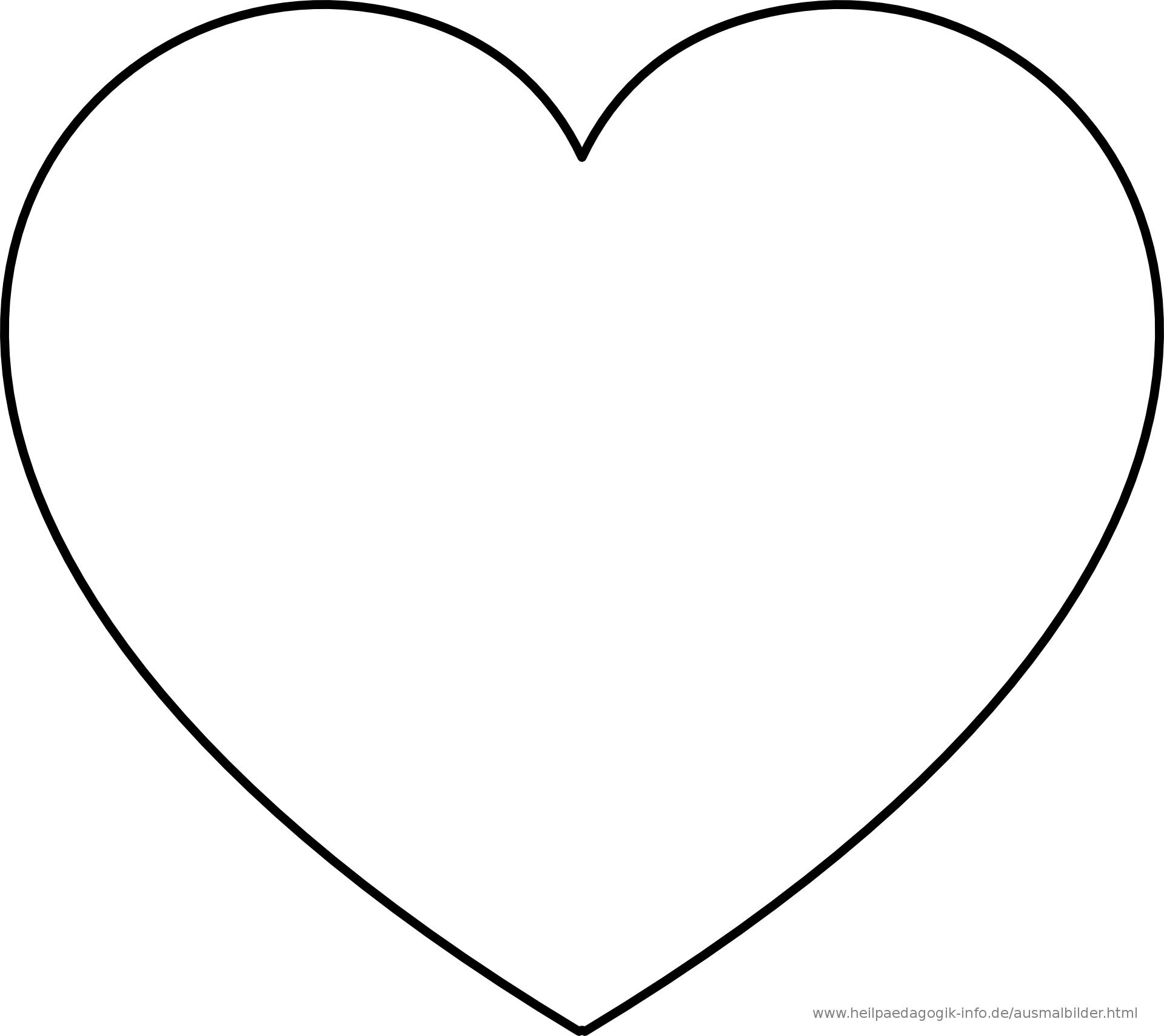 ausmalbilder emoji herz - tiffanylovesbooks
