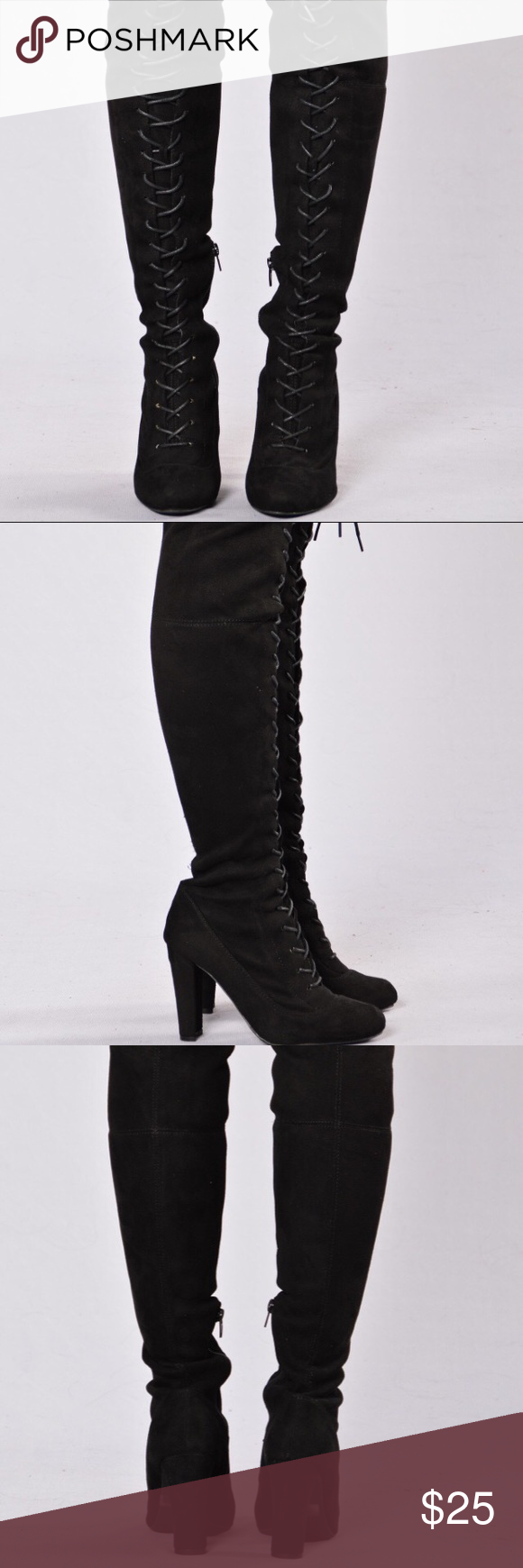Boots, Fashion nova shoes, Lace boots