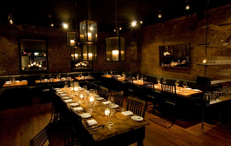 Marc Forgione restaurant | NYC; crazy gorgeous  George and I LOVED this place in NYC.  Maybe we can all go there together someday :))
