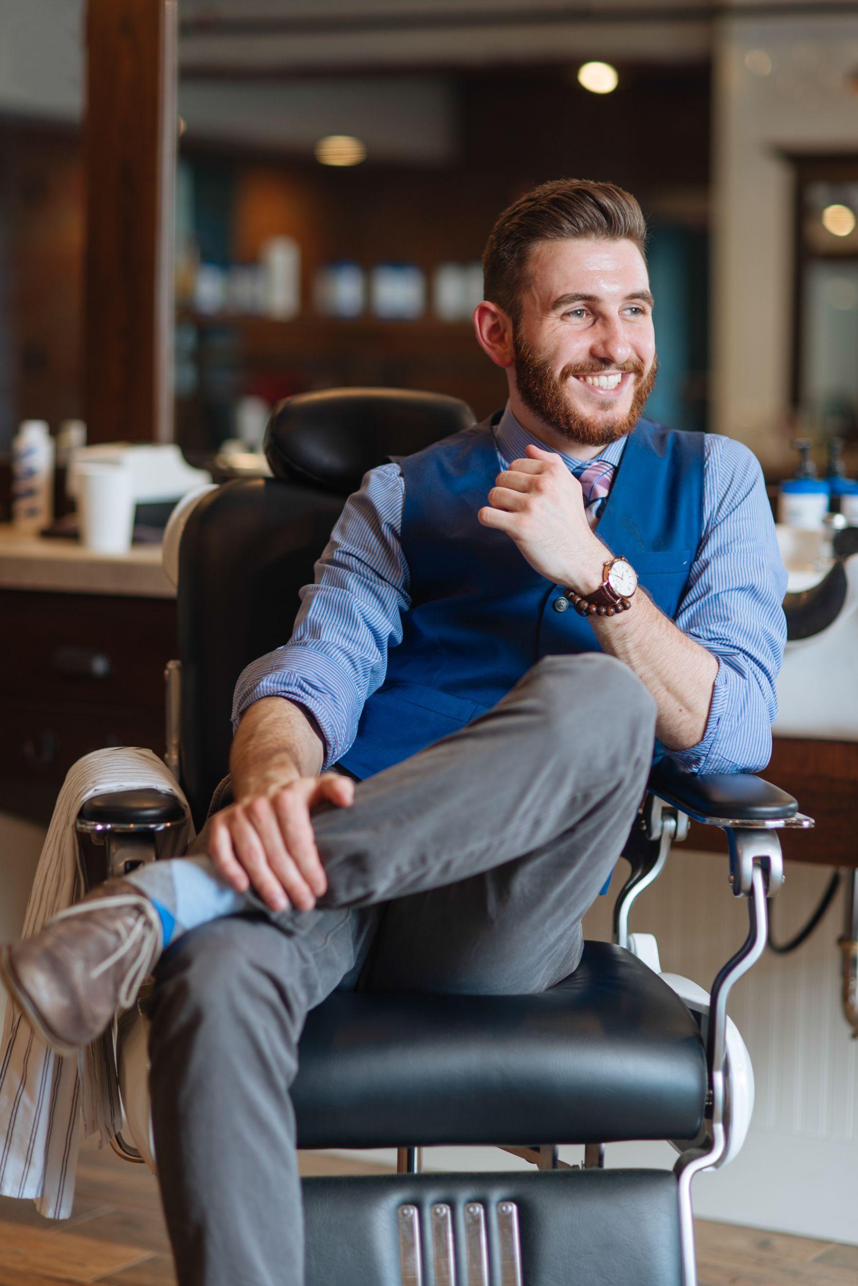 fashioned mens barber shop - HD1669×2500