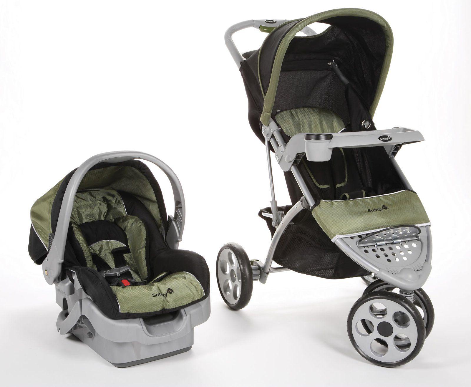 car seat/stroller Travel system, Car seat stroller
