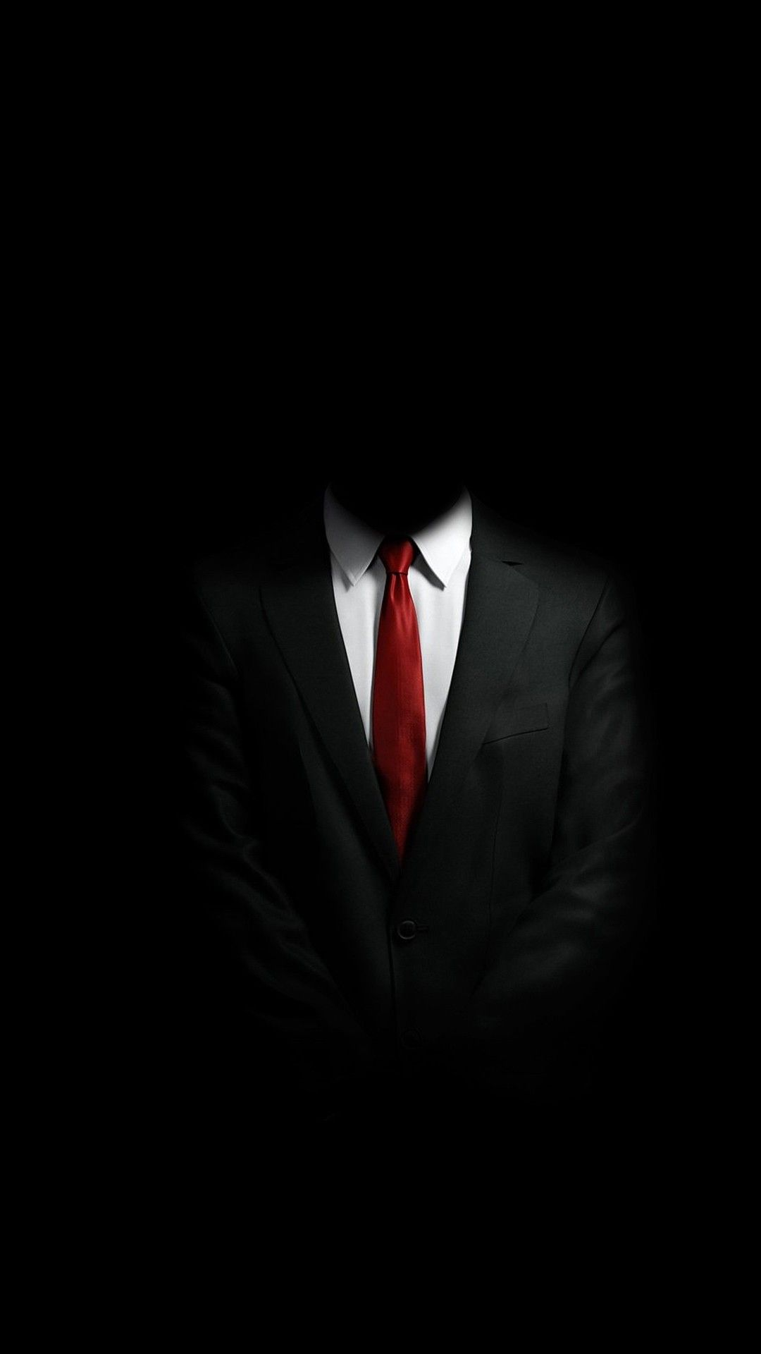 Mystery Man In Suit Smartphone Wallpaper And Lockscreen Hd
