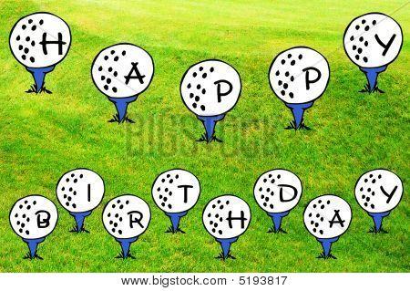 Happy Birthday Marty Golf Happy Birthday Golf Happy Birthday Man Happy Birthday Cards
