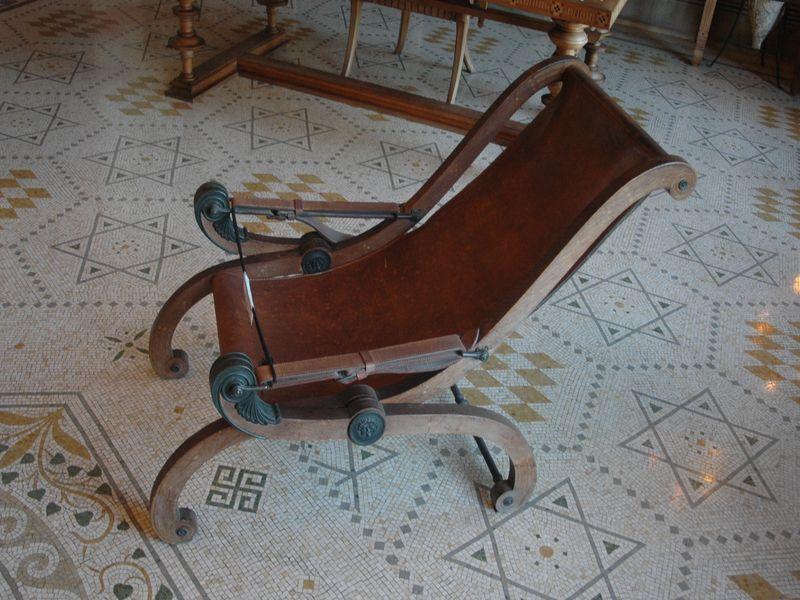 Photo Image Mobilier Grec Antique Visite De La Villa De Kerylos