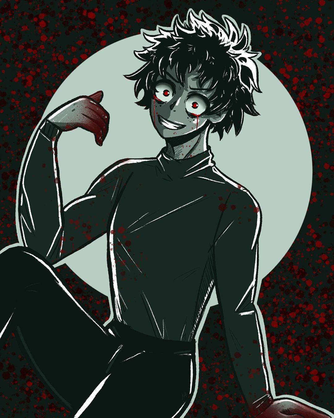 BNHA Izuku (Villain)