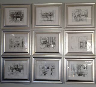 South Shore Decorating Blog: My Favorite DIY Art for Design Crazies Like Me!