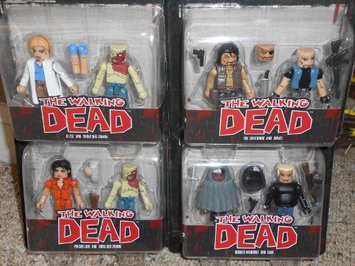 Walking Dead Minimates Series 4 Gabe