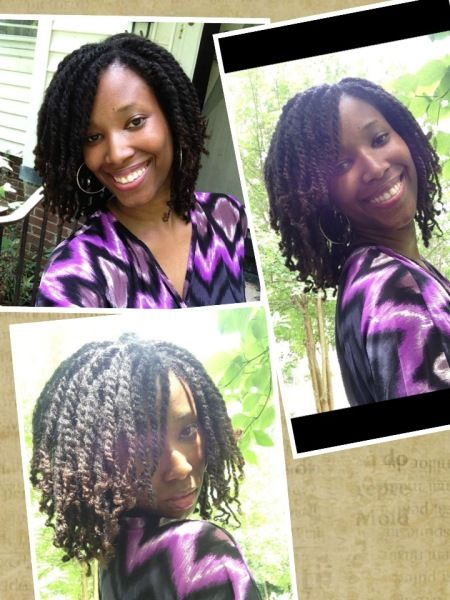 46++ 2 strand twist out trends