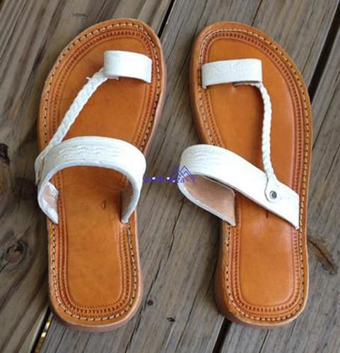 4db77f6c7bab Sandal Moroccan Leather