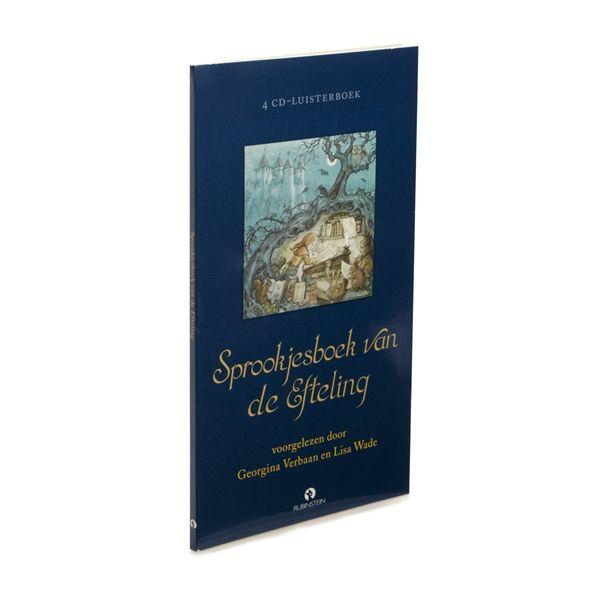 Luisterboek Sprookjesboek van de Efteling