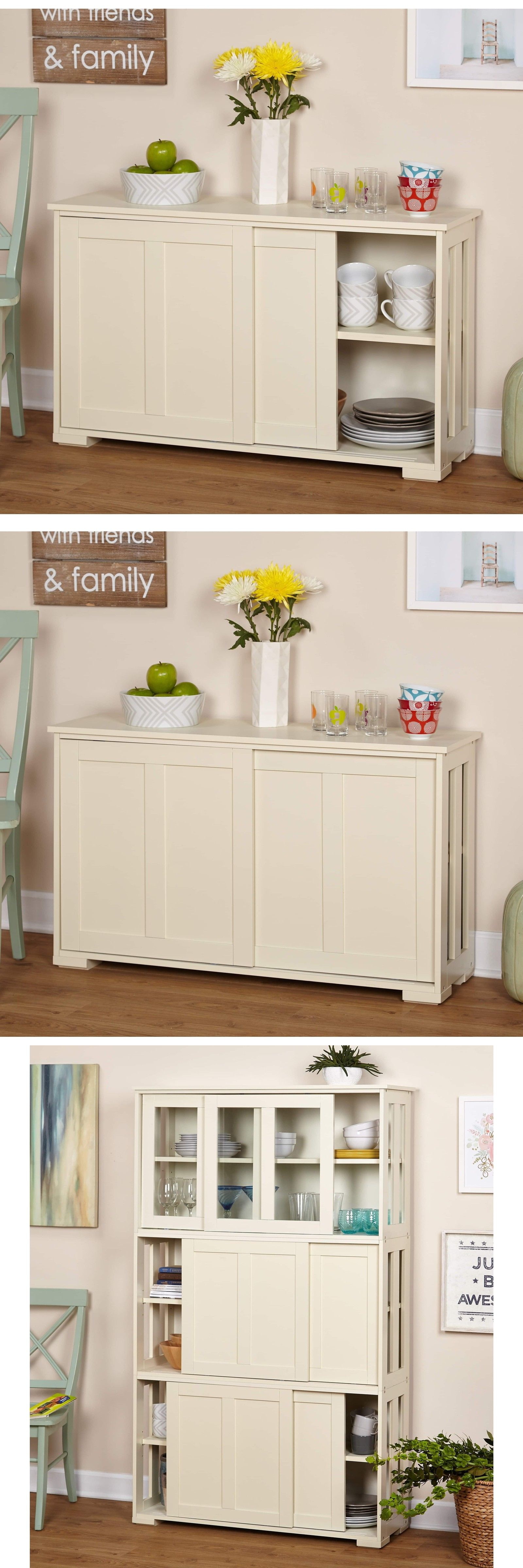 Sideboards and Buffets 183322: Kitchen Sideboard Buffet Server ...
