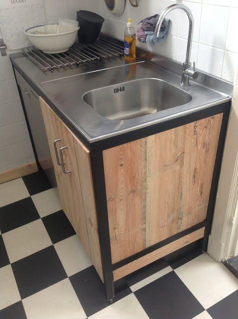 IKEA Hackers Hacked UDDEN kitchen Ann Pinterest Ikea - udden küche ikea