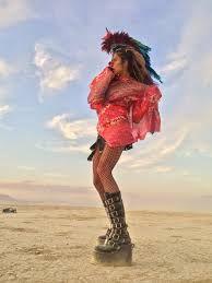Martha Graeff Burning Man