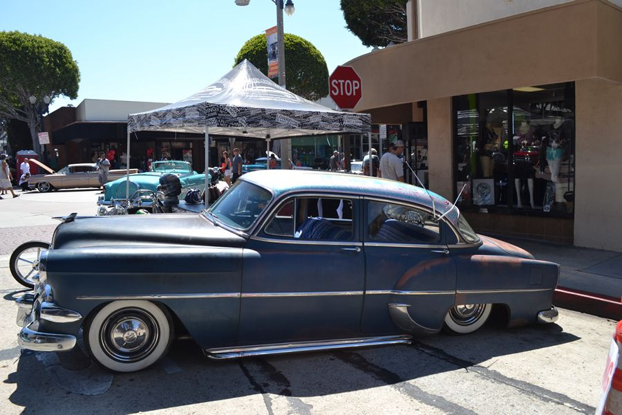 Old School Town and Old School Autos | Event Coverage | Pinterest