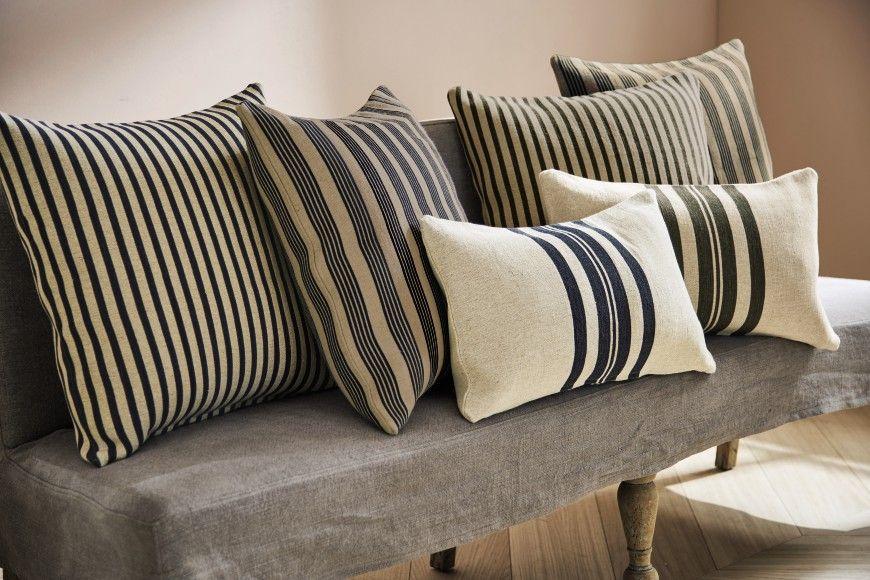 How To Arrange Cushions on a Sofa or Bed - OKA Direct | ac ...