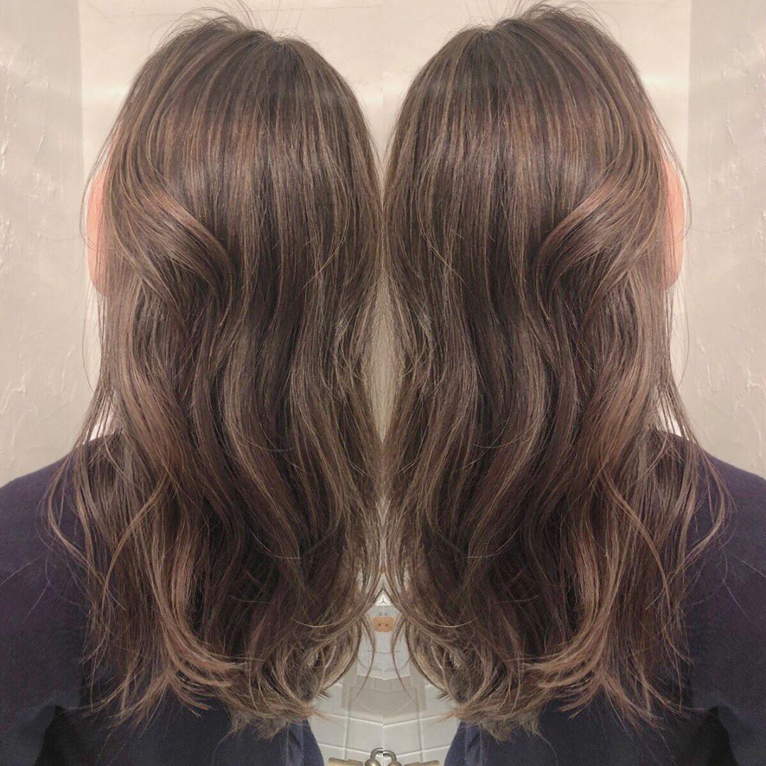 下ろす 髪の毛
