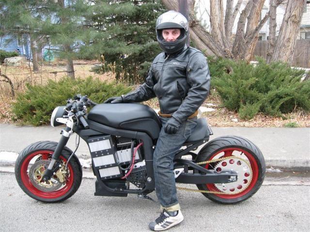Diy Electric Motorbike Google Search