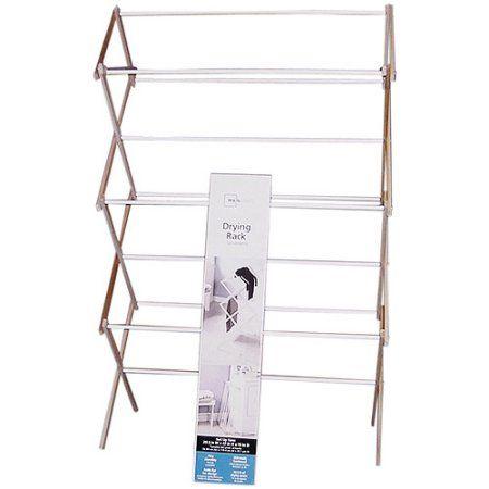 Mainstays 23 5 Drying Rack Walmart Com Clothes Drying Racks